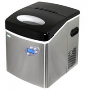Newair AI-215SS, AI-215R Portable Ice Maker Review | Best Small Ice Maker for Sale