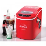 Nostalgia ICE100COKE Automatic Ice Maker Review 2016 Coca Cola Series