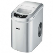 RCA RIC102-Silver Compact Ice Maker – Buy Best Portable Ice Machine