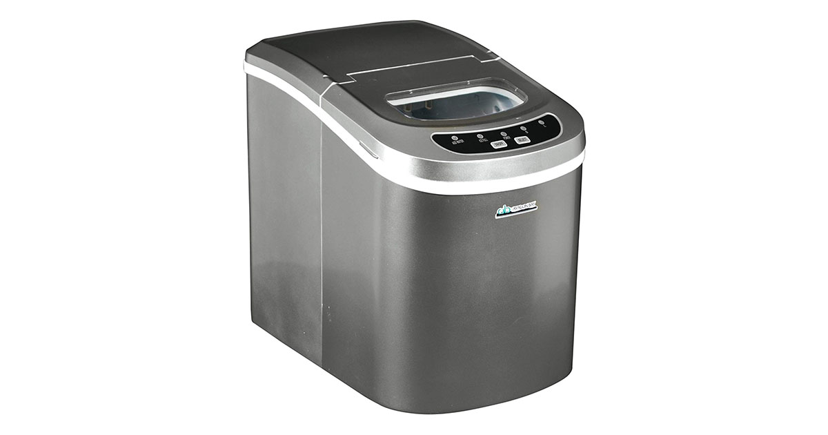 Avalon Bay AB-ICE26S Ice Maker Silver image