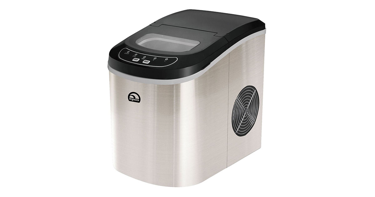Igloo ICE102ST Counter Top Ice Maker image