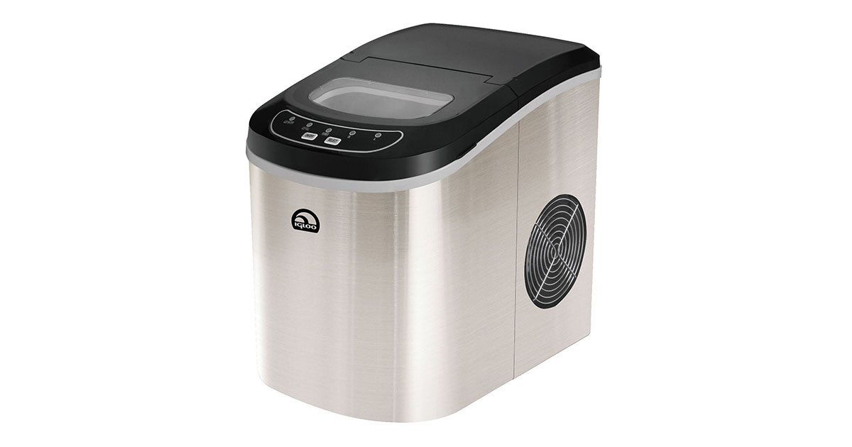 Igloo ICE105 Portable Ice Maker image