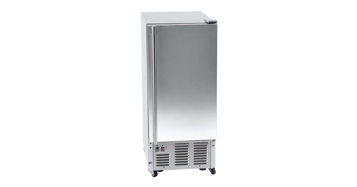 Orien FS501MOD Outdoor Ice Maker, Stainless Steel - Review 2020