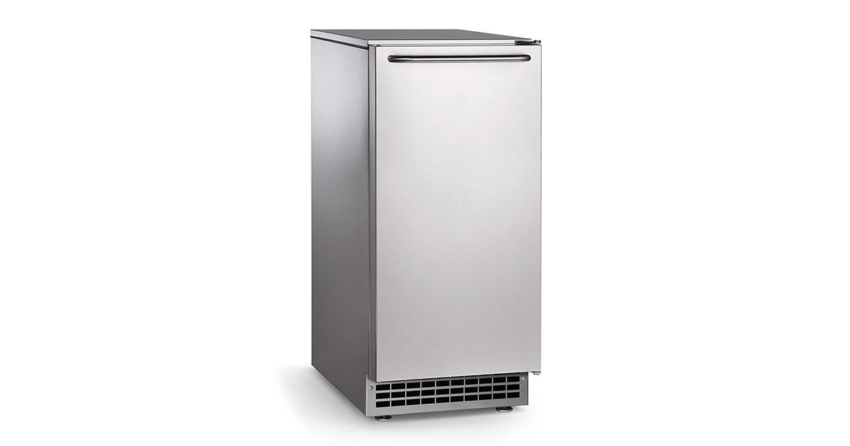 Scotsman CU50PA-1 Undercounter Top Hat Ice Maker image