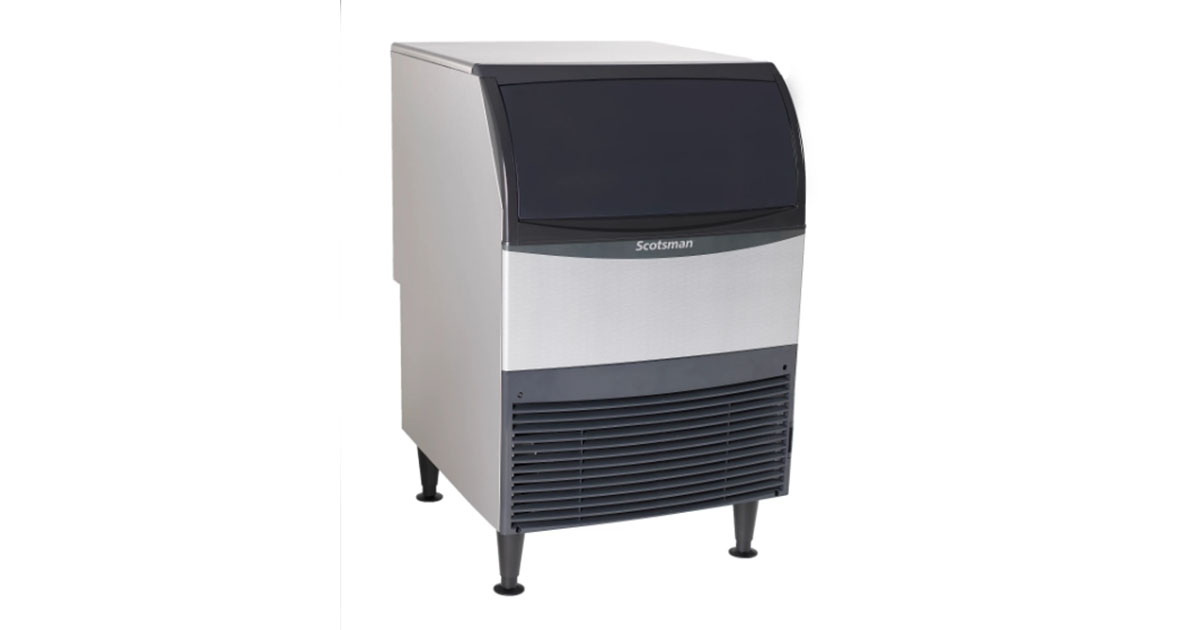 Scotsman UF424A Essential Ice Undercounter Flake Ice Machine image