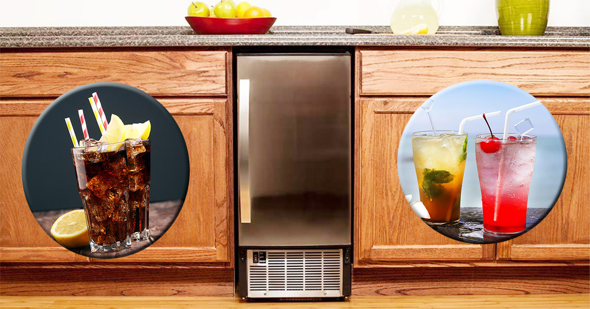 The Best Undercounter Ice Maker Reviews 2021 Buying Guide