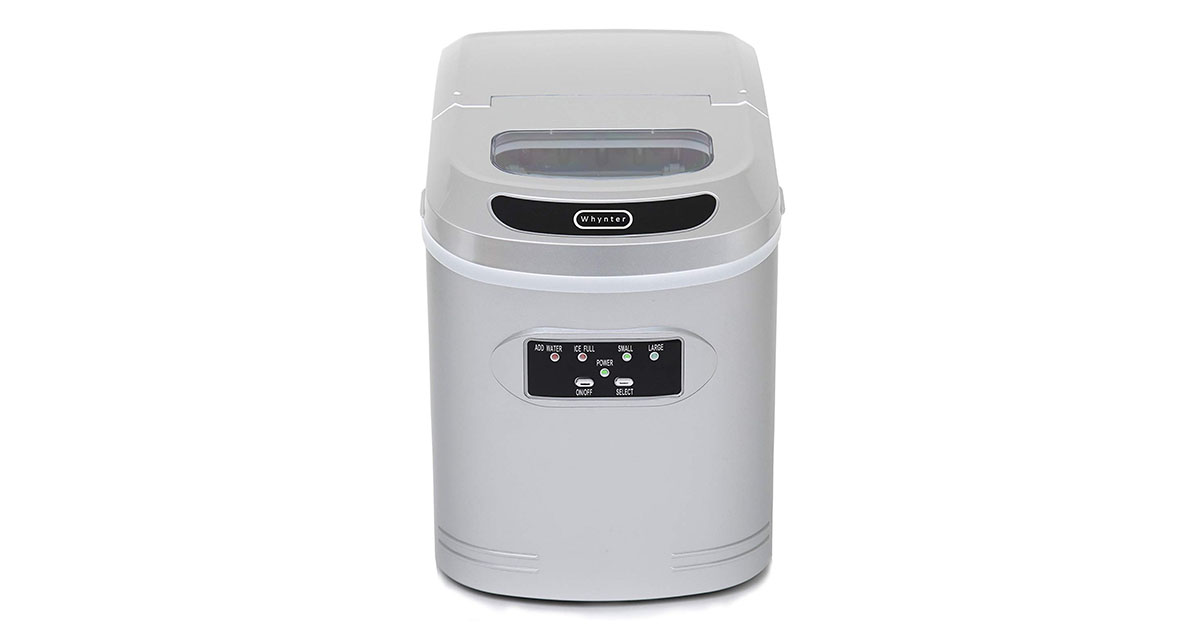 Whynter IMC-270MS Compact Ice Maker image