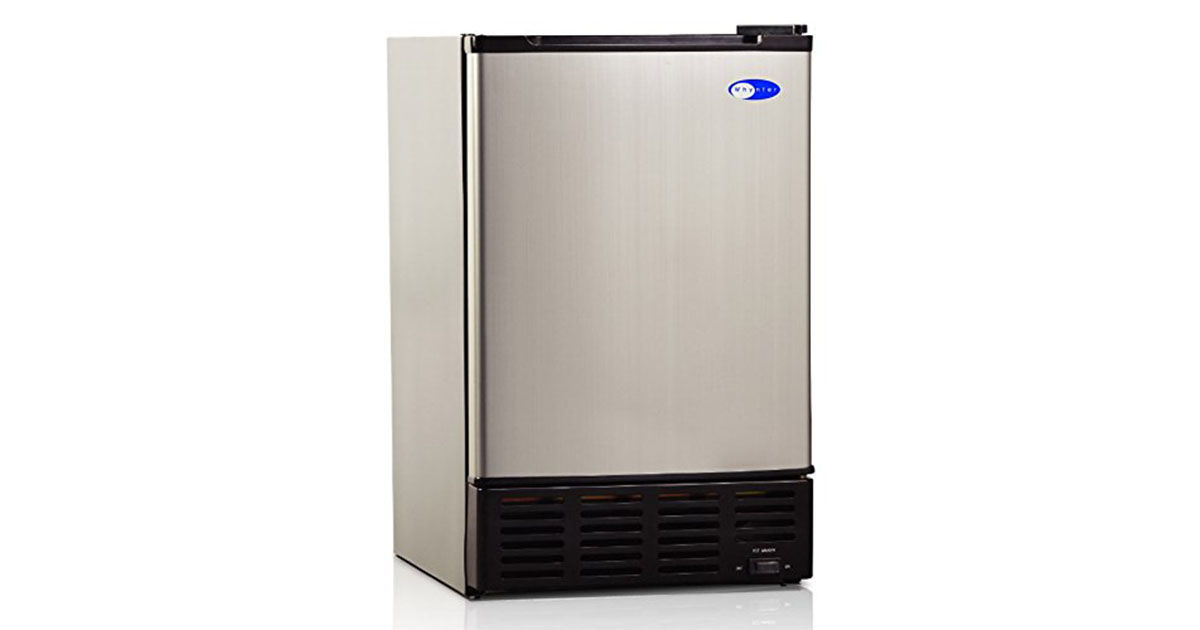 Whynter UIM-155 Stainless Steel Built-In Ice Maker image