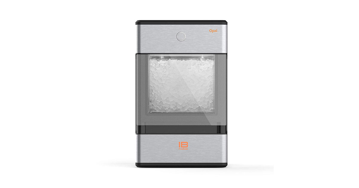 FirstBuild Opal01 Opal Nugget Ice Maker Portable Countertop image