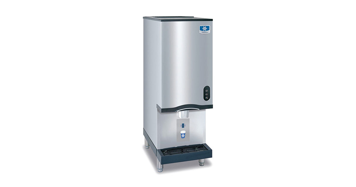 Manitowoc CNF-0202A-L Ice Maker and Water Dispenser image