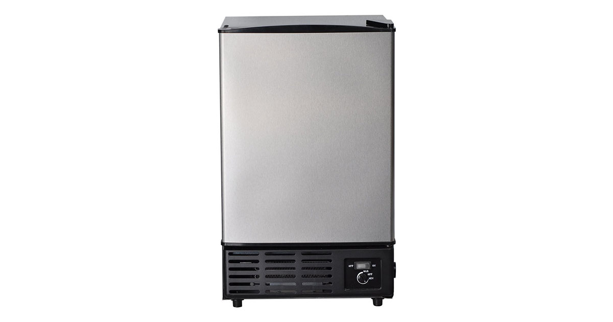 Smad Portable Commercial Ice Maker Under Counter Built-in HS-26BI-3 Ice Maker image