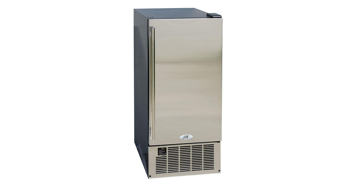 Sunpentown IM-60YUS Commercial Grade Under counter Ice Maker image