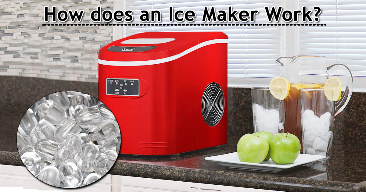 How does an Ice Maker Work image