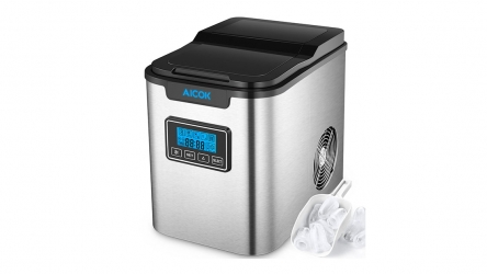 Aicok 26 lbs Portable Ice Maker with Self-clean Function – Cleaning Ice maker is now not a big task