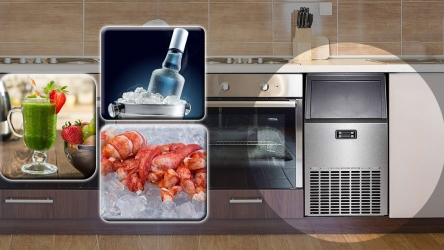 10 Long-lasting Commercial Ice Makers of 2020 – Ideal for Bars or Restaurants or any other Business