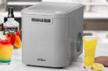 10 Ideal Countertop Ice Makers that are convenient for Kitchen, RV, Home Bar or Boat