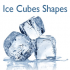 Types of Ice Cubes | Different Ice Cube Shapes produced by Best Ice Maker 2019