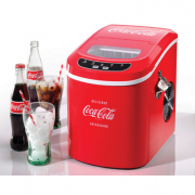 Nostalgia ICE100COKE Automatic Ice Maker Review 2018 Coca Cola Series