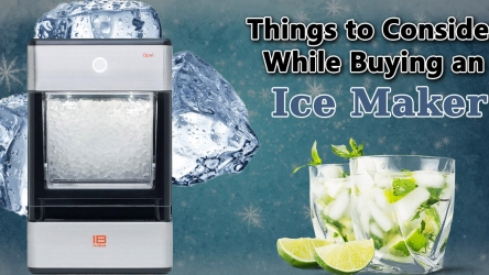 Factors to consider while buying Ice Maker | Ice Maker Buying Guide 2020